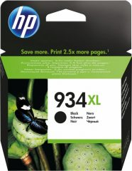 HP C2P23AE No. 934XL tintapatron - black (Hewlett-Packard C2P23A)