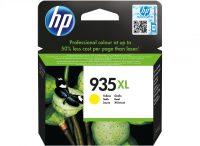 HP C2P26A No. 935XL tintapatron - sárga (Hewlett-Packard C2P26A)