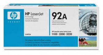 HP C4092A toner cartridge - fekete (Hewlett-Packard C4092A)