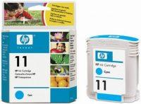 HP C4836A No. 11 tintapatron - cyan (Hewlett-Packard C4836A)