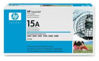 HP C7115A toner cartridge - fekete (Hewlett-Packard C7115A)