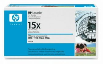 HP C7115X toner cartridge - fekete (Hewlett-Packard C7115X)