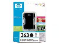 HP C8721E No. 363 tintapatron - black (Hewlett-Packard C8721E)