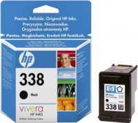 HP C8765E No. 338 tintapatron - black (Hewlett-Packard C8765E)