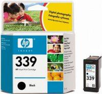 HP C8767E No. 339 tintapatron - black (Hewlett-Packard C8767E)