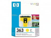 HP C8773E No. 363 tintapatron - yellow (Hewlett-Packard C8773E)