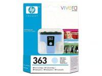 HP C8774E No. 363 tintapatron - light cyan (Hewlett-Packard C8774E)