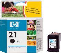 HP C9351A No. 21 tintapatron - black (Hewlett-Packard C9351A)