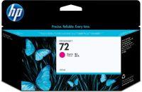 HP C9372A No. 72 tintapatron - magenta (Hewlett-Packard C9372A)