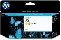 HP C9373A No. 72 tintapatron - yellow (Hewlett-Packard C9373A)