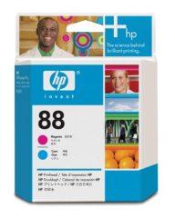HP C9382A No. 88 nyomtatófej - cyan / magenta (Hewlett-Packard C9382A)