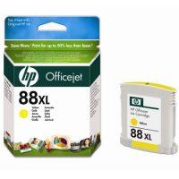 HP C9393A No. 88XL tintapatron - yellow (Hewlett-Packard C9393A)