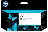 HP C9403A No. 72 tintapatron - black (Hewlett-Packard C9403A)