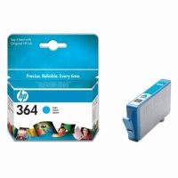 HP CB318E No. 364 tintapatron - cyan (Hewlett-Packard CB318E)