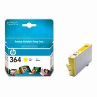 HP CB320E No. 364 tintapatron - yellow (Hewlett-Packard CB320E)