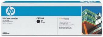 HP CB390A toner cartridge - fekete (Hewlett-Packard CB390A)