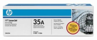 HP CB435A toner cartridge - fekete (Hewlett-Packard CB435A)