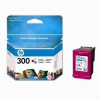HP CC643E No. 300 tintapatron - colour (Hewlett-Packard CC643E)