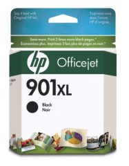 HP CC654A No. 901XL tintapatron - black (Hewlett-Packard CC654A)