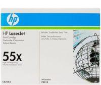 HP CE255X toner cartridge - fekete (Hewlett-Packard CE255X)