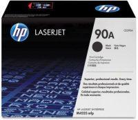 HP CE390A festékkazetta (No. 90A) - fekete (Hewlett-Packard CE390A)