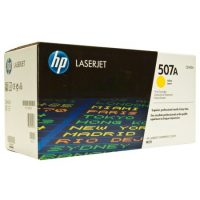 HP CE402A toner cartridge (507A) - yellow (Hewlett-Packard CE402A)