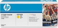 HP CE742A toner cartridge - yellow (Hewlett-Packard CE742A)