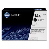 HP CF214A toner cartridge (14A) - fekete (Hewlett-Packard CF214A)