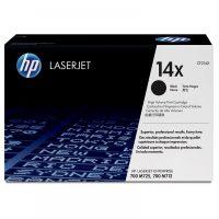 HP CF214X toner cartridge (14X) - fekete (Hewlett-Packard CF214X)