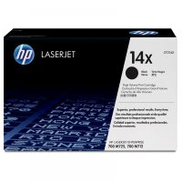 HP CF214X toner cartridge (14X) - fekete (Hewlett-Packard CF214X)