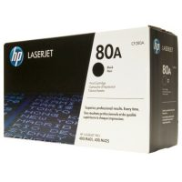 HP CF280A toner cartridge (80A) - fekete (Hewlett-Packard CF280A)