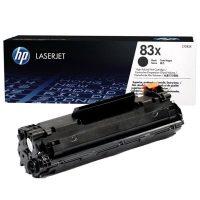 HP CF283X festékkazetta - fekete (Hewlett-Packard CF283X)