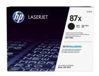 HP CF287X festékkazetta - fekete (Hewlett-Packard CF287X)