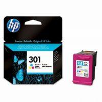 HP CH562E No. 301 tintapatron - colour (Hewlett-Packard CH562E)