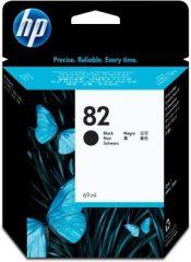HP CH565A No. 82 tintapatron - black (Hewlett-Packard CH565A)
