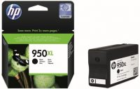 HP CN045A No. 950XL tintapatron - black (Hewlett-Packard CN045A)