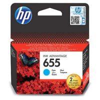 HP CZ110A No. 655 tintapatron - cyan (Hewlett-Packard CZ110A)