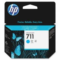 HP CZ130A No. 711 tintapatron - ciánkék (Hewlett-Packard CZ130A)