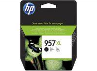 HP L0R40AE No. 957XL tintapatron - fekete (Hewlett-Packard L0R40AE)