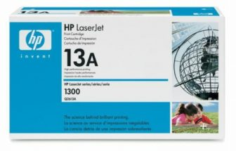 HP Q2613A toner cartridge - fekete (Hewlett-Packard Q2613A)