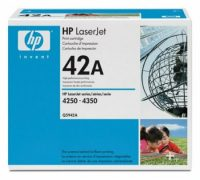 HP Q5942A toner cartridge - fekete (Hewlett-Packard Q5942A)