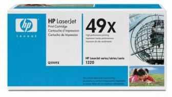 HP Q5949X toner cartridge - fekete (Hewlett-Packard Q5949X)