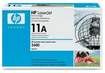 HP Q6511A toner cartridge - fekete (Hewlett-Packard Q6511A)