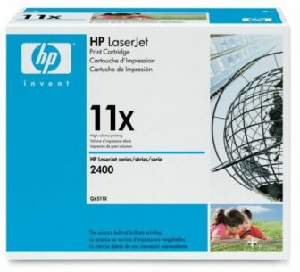HP Q6511X toner cartridge - fekete (Hewlett-Packard Q6511X)