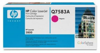 HP Q7583A toner cartridge - bíborvörös (Hewlett-Packard Q7583A)