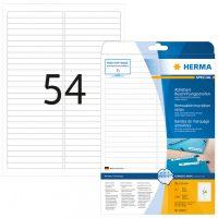 Herma 10015 öntapadós etikett címke