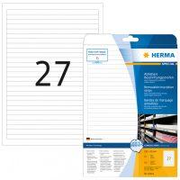 Herma 10022 öntapadós etikett címke