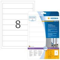 Herma 10150 iratrendező címke