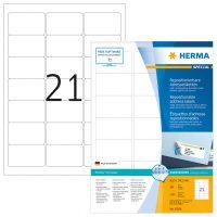 Herma 10301 öntapadós etikett címke