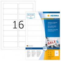 Herma 10303 öntapadós etikett címke